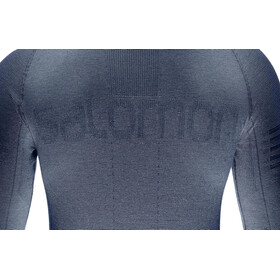 Salomon Pulse Seamless LS Tee Men Night Sky